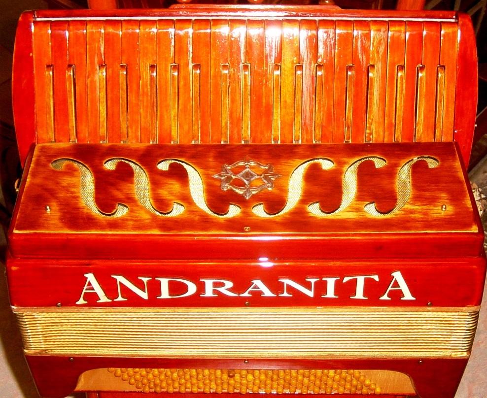 Fantasy harmonika
