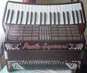 Paolo Soprani -1935 harmonika