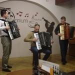 Harmonikások Országos Társasága alakuló ülése