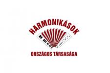 Harmonikások Országos Társasága logo