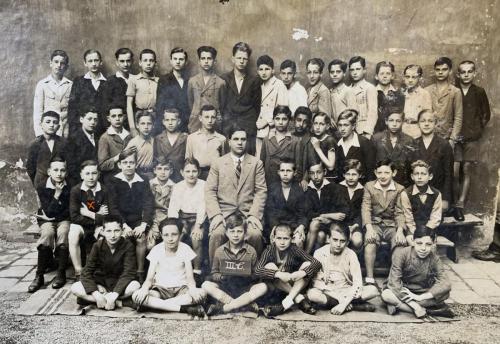1934-ben, Nagymező u-i Polgári Fiúiskola