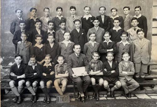 1935-ben, Nagymező u-i Polgári Fiúiskola