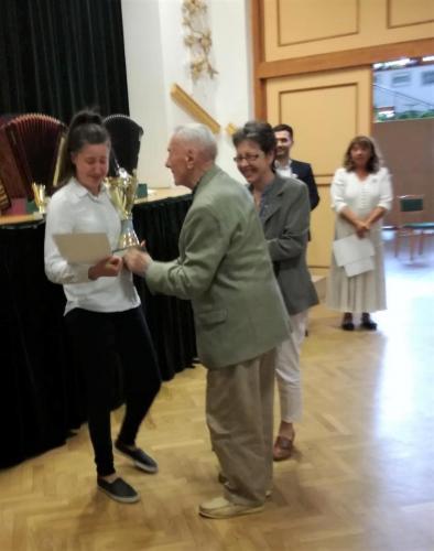 A Harmonikások Országos Társasága Szegedi versenyén 2018