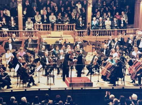 A Zeneakadémia 2002