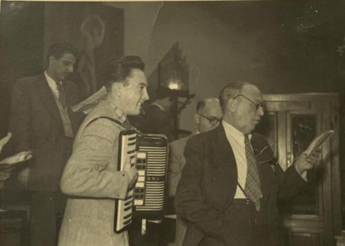 Gózon Gyula színésszel