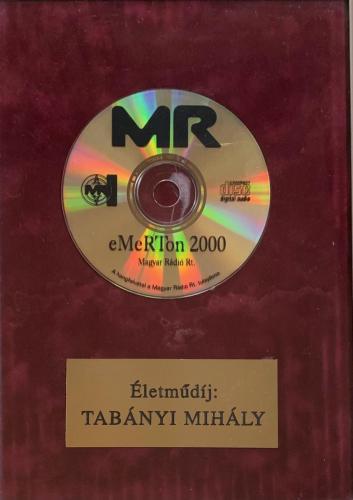 eMeRTon díj 2000