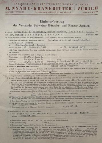 Nyáry irodával szerződés