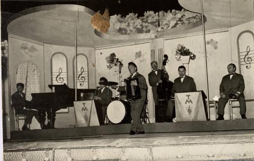 A Tabányi zenekar, EMKE
